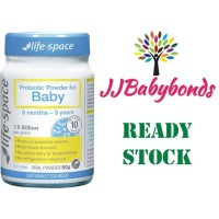 Life Space Probiotic For Baby 60 g Powder