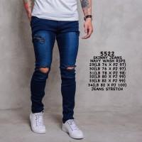 Celana Jeans Pria/Ripped Jeans Pria/Skinny Jeans Pria - 29
