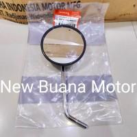 Kaca Spion New Scoopy LED Kanan Putih Crem