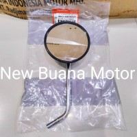 Kaca Spion New Scoopy LED Kiri Putih Crem