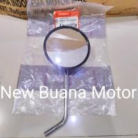Kaca Spion New Scoopy LED Kiri Putih