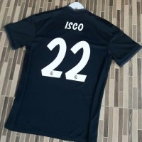 Jersey Real Madrid third 2017 Isco Original Authentic