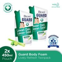 Biore Guard Body Foam Lively 450ml Twinpack