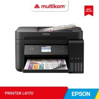 PRINTER EPSON ALL IN ONE L6170 (PRINT,SCAN,COPY,WIFI,DUPLEX,ADF)