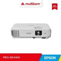 PROYEKTOR PROJEKTOR Epson EB-X400 XGA 3LCD Projector