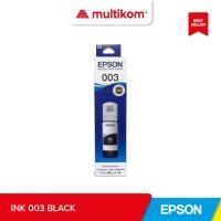 Tinta Epson 003 Tinta Refill Black Hitam Original