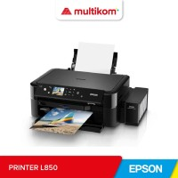 PRINTER EPSON ALL IN ONE L850 (PRINT,SCAN,COPY)