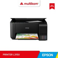 PRINTER EPSON ALL IN ONE L3150 (PRINT,SCAN,COPY,WIFI)