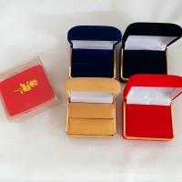 kotak cincin kotak list gold box perhiasan cincin