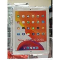 Jelly Case Ipad Pro 12.9 inci 2018 Apple Pencil Silikon Transparan 12