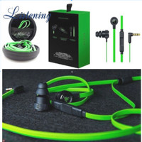 Headset Gaming Razer Hammerhead Pro V2 Earphone Gaming Razer Earphone