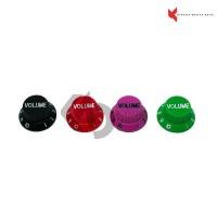 Knob Guitar Volume Colour