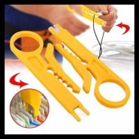 Rotary Wire Stripper Alat Pengupas Pemotong Kulit Kabel Kabel Tang