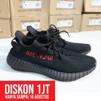 Adidas Yeezy 350 Boost V2 - Black Red BNIB Mirror SPECIAL PRICE - 40