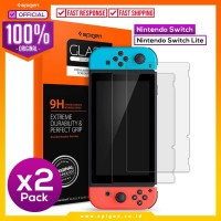 Tempered Glass Nintendo Switch / Lite Spigen tR SLIM Screen Protector