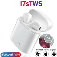 Tws i7s Headset Bluetooth Wireless Earphone Airpods HBQ i7S