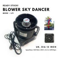 Blower Sky Dancer / Air Dance / Balon Menari 12 Inch