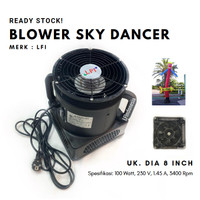 Blower Sky Dancer / Air Dance / Balon Menari 8 Inch