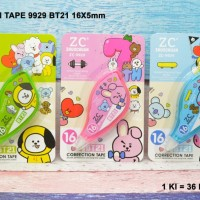 Correction Tape Bts CT-9929 16mx5mm