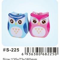 Celengan gembok Kaleng Owl C-225