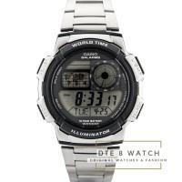 Jam Tangan ORIGINAL Casio AE 1000 WD Digital 1 Year Guaranted