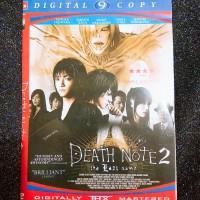Kaset DVD Film Death Note 2 Kualitas HD Box Office Terlaris