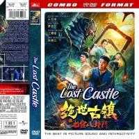 Kaset DVD Film Silat The Lost Castle Kualitas HD