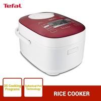 Tefal Optimal Rice Cooker Fuzzy Logic RK814565 - 1.8L