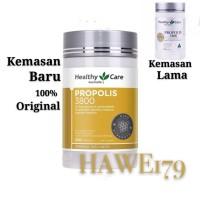Healthy Care Ultra Premium Propolis 3800 mg | Propolis 3800 | 200 caps