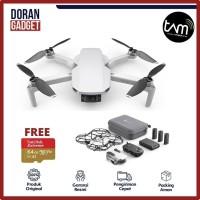 DJI Drone Mavic Mini Fly More Combo Original - Garansi TAM 1 Tahun