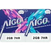 Voucher AXIS Mini 2GB 7Hari