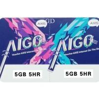 Voucher Axis Mini 5GB 5Hari