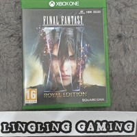 XBOX ONE FINAL FANTASY XV ROYAL EDITION