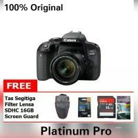 Canon EOS 800D Kit EF-S 18-55mm IS STM -paketan