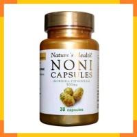 axt- Noni Capsules Natures Health Nyeri Sendi Rematik Peradangan