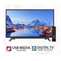 TOSHIBA 32L3965 HD USB Movie LED TV 32 Inch