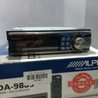 Single Din Player Alpine CDA-9885