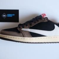 Travis Scott x Nike Air Jordan 1 Low Godkiller UA Grade 1:1
