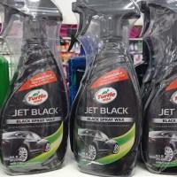 turtle wax jet black spray wax 473ml