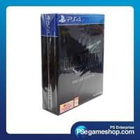 PS4 Final Fantasy VII Remake Deluxe Edition Region 3