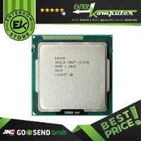 Intel Core i5-2500 3.3 GHz - Cache 6MB [Tray] Socket LGA 1155
