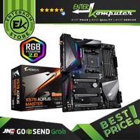 Gigabyte X570 Aorus Master (AMD Premium X570, DDR4, USB3.2, SATA3)