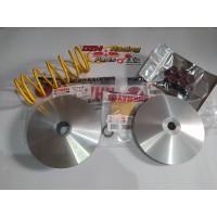 paket upgrade Pulley CVT / Rumah Roller DZM Racing Yamaha nmax n Aerox