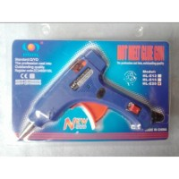 Lem Tembak / Hot Melt Glue Gun 20 watt ( Switch On Off )