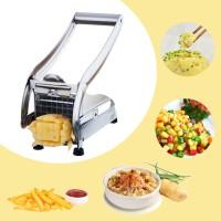 Garansi Potato Chipper Chopper Slicer Tool French Fries Ch