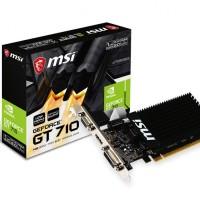 VGA Card MSI GT710 1GD3H LP - MSI GT 710 1GD 3H LP