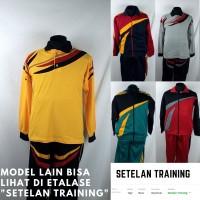 Setelan Baju/Jaket Celana Olahraga/Training/Fitness/Gym untuk Dewasa - M