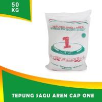 Tepung Sagu Aren cap ONE 50 kg