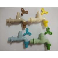 FIT KRAN AIR PVC TAMAN 1/2 INCH KERAN TAMAN MODEL CABUT KUNCI