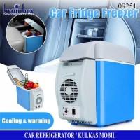 Cooler & Warmer Car Refrigerators Kulkas Mobil Portable Kulkas Mini
